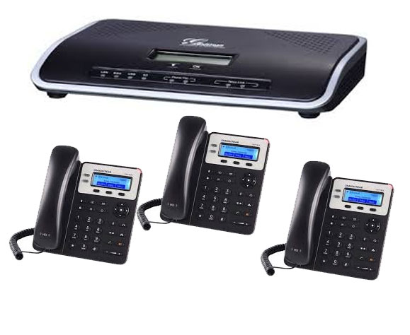 buy grandstream ip phones and installation in Lagos