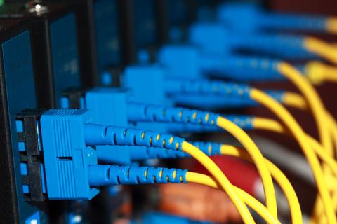 fiber optics cable installation in Lagos