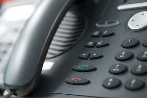 telephone system installation