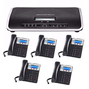Grandstream IP phones and PBX package in Nigeria at best price