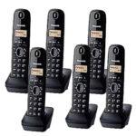 Panasonic cordless and mobile DECt telephone price in Lagos, Nigeria